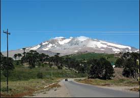 Area Protegida Provincial Copahue