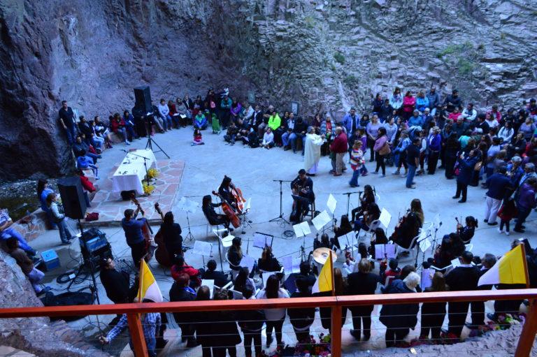Se llevará a cabo una nueva Peregrinación a la Gruta de Lourdes.